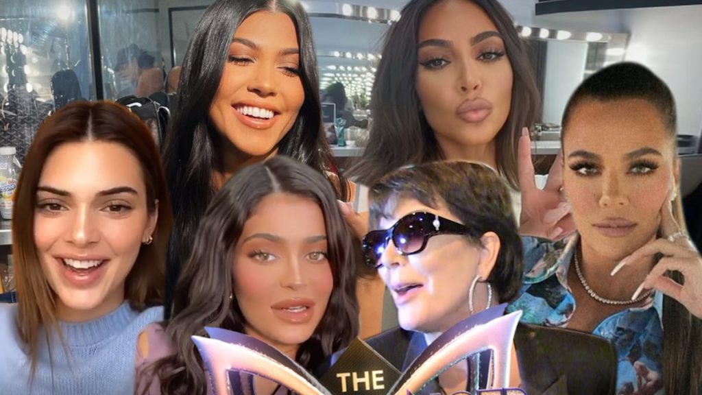 'Masked Singer' Group B Contestant is Part of Kardashian Empire!