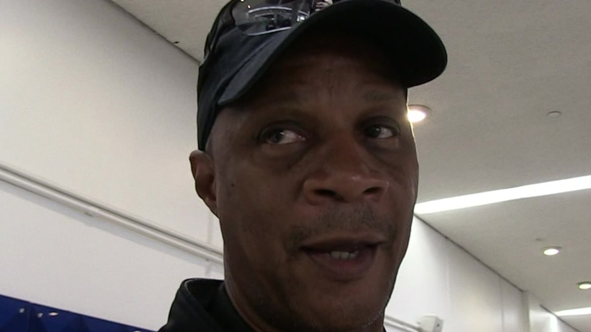 Darryl Strawberry Says Granddaughter Is Missing, Pleads For Help