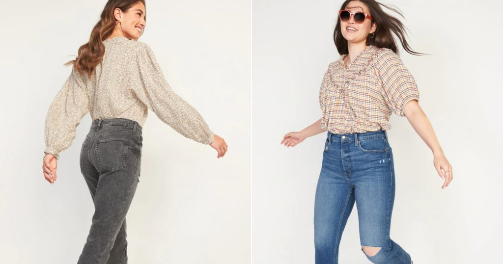 The Ultimate Old Navy Denim Guide Is Right Here, and Our Picks Start at $20