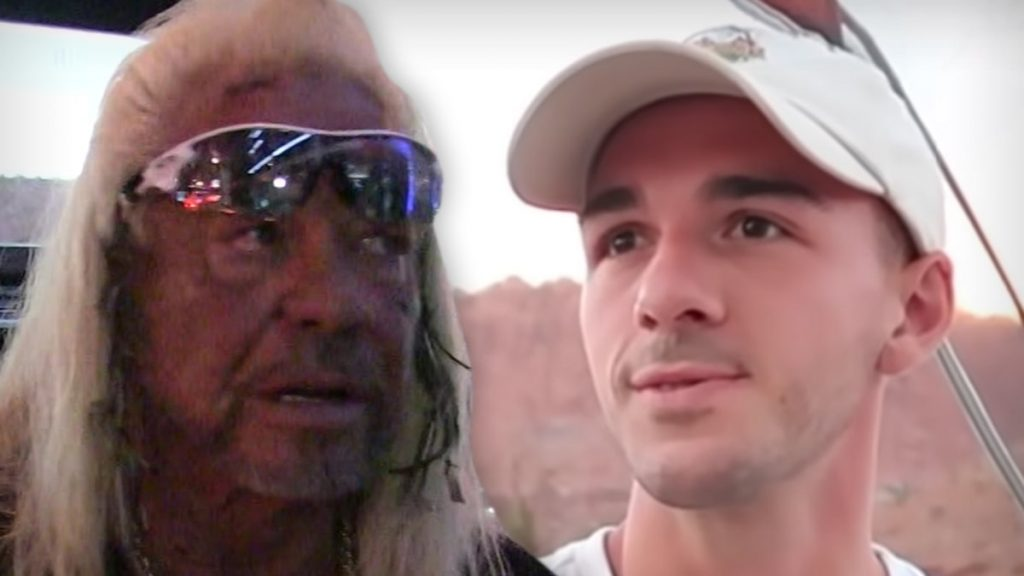 Dog the Bounty Hunter Joins Manhunt to Find Brian Laundrie