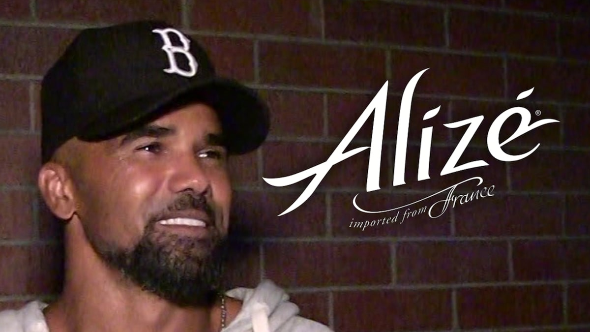 Shemar Moore Cameos as Framed Pictures in Woman's Viral Alize Post