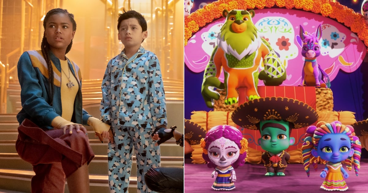 Boo! 17 Kid-Friendly Halloween Movies Your Family Can Stream on Netflix in 2021