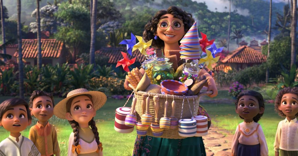 See the Sweet New Trailer For Walt Disney Animation's Encanto, Coming This November