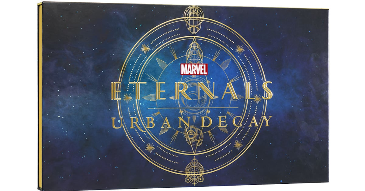 Urban Decay's New Eternals Collection Won't Give You Superpowers, but It's Still Worth the Buy