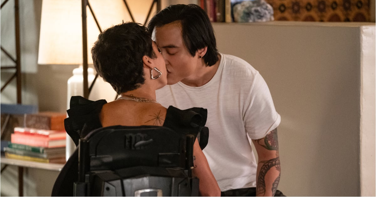 Let's See More Mainstream Sex Scenes Starring Disabled People, Please and Thank You