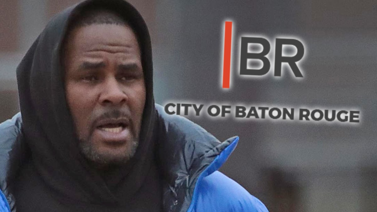 R. Kelly's 'Key to the City' Honor in Baton Rouge Taken Away