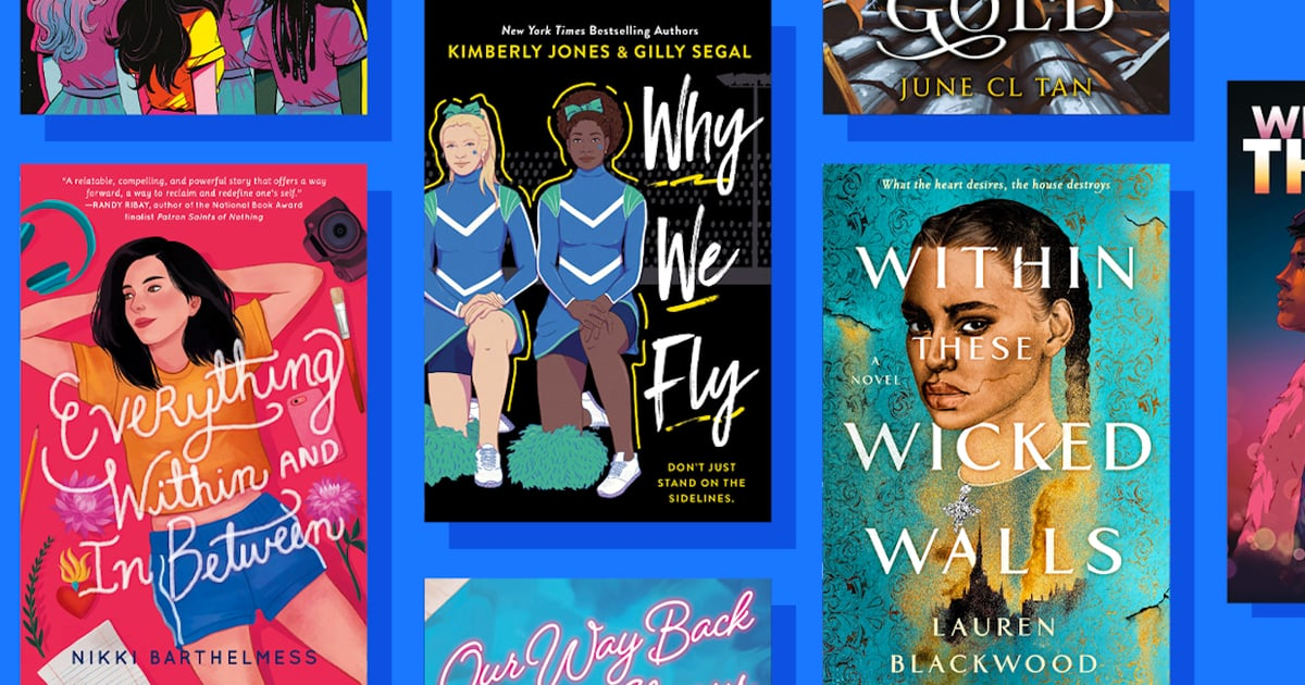 11 New YA Books You Won't Want to Miss This October