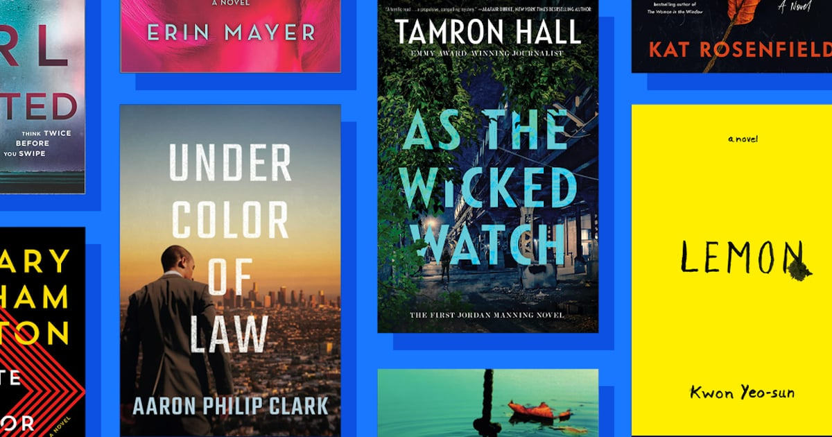 13 Chilling New Mystery and Thriller Books Coming Your Way in October