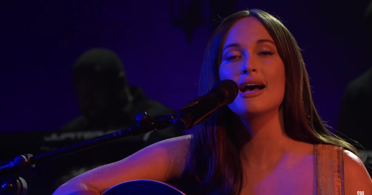 Kacey Musgraves Delivers a Soul-Baring SNL Performance Wearing Just Her Boots and a Guitar
