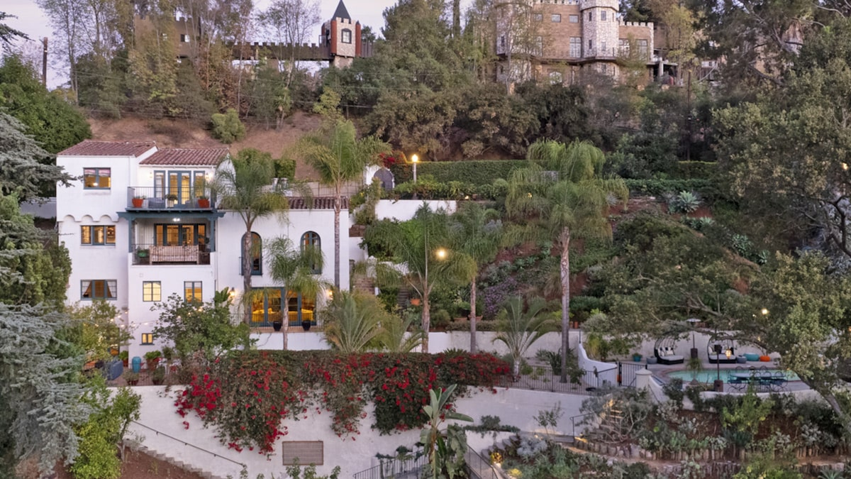 'Supernatural' Star Misha Collins Lists Spanish Crib for $3.9 Million