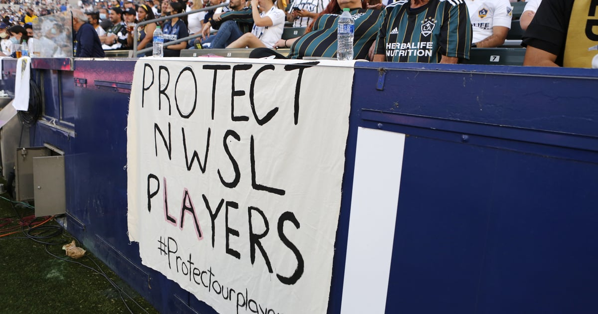 """""""Silence Is Deafening"""": Watch NWSL Players Join Arms in a Powerful Protest of Abuse Allegations"""