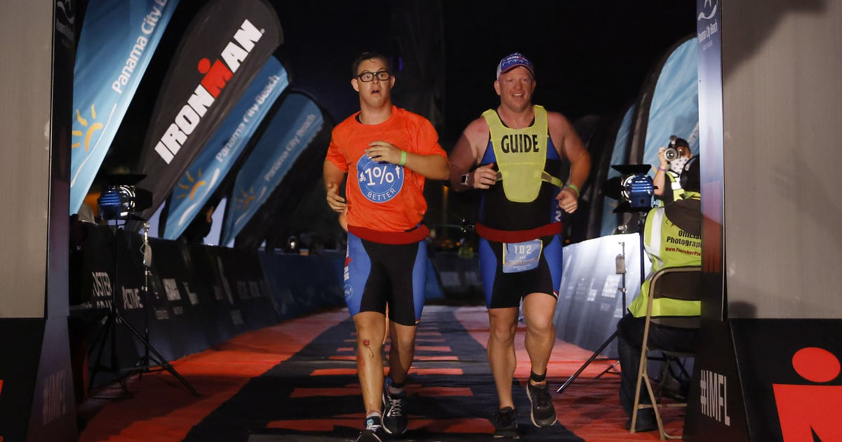 Chris Nikic Is Tackling 2 Marathons This Fall, Inspiring the Down Syndrome Community and Beyond