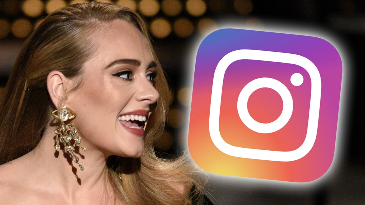 Adele Previews New Single, 'Easy On Me,' on IG, Still Has Pipes