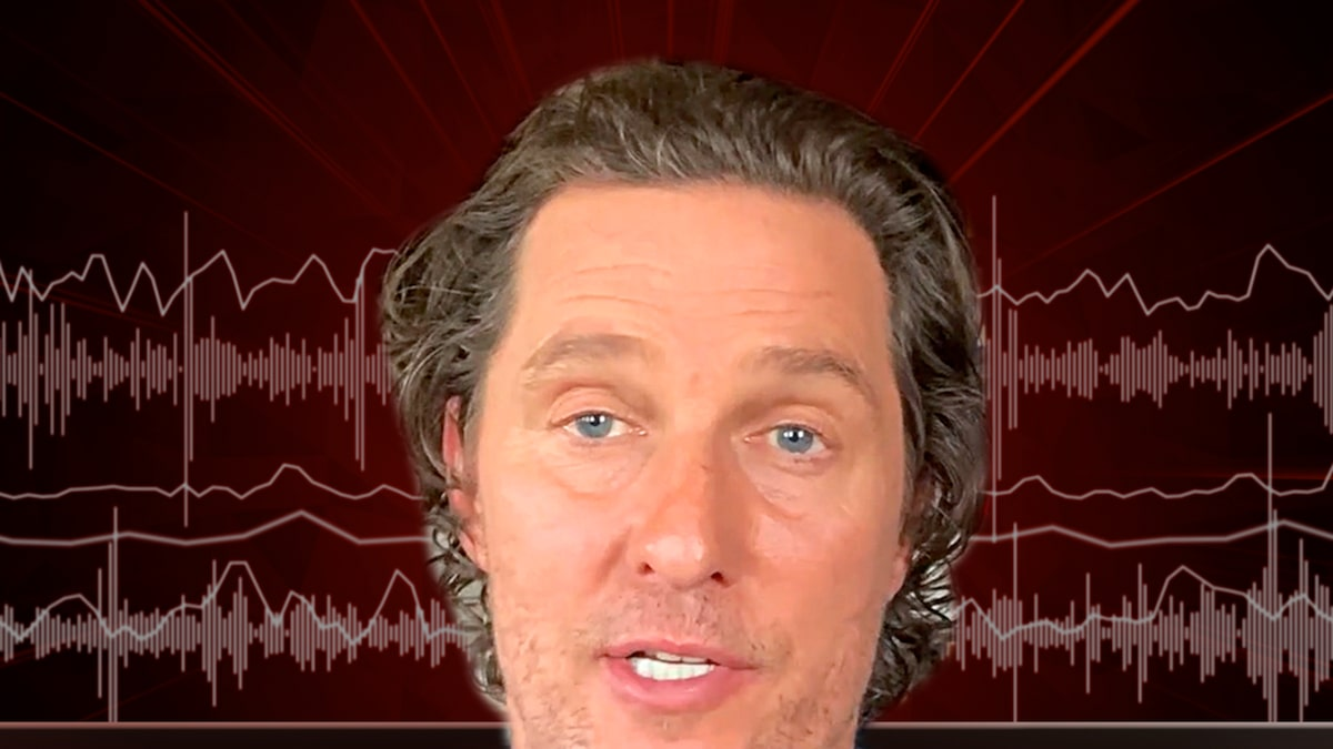 Matthew McConaughey Still Waffling on TX Gov. Run, Implies He Won't