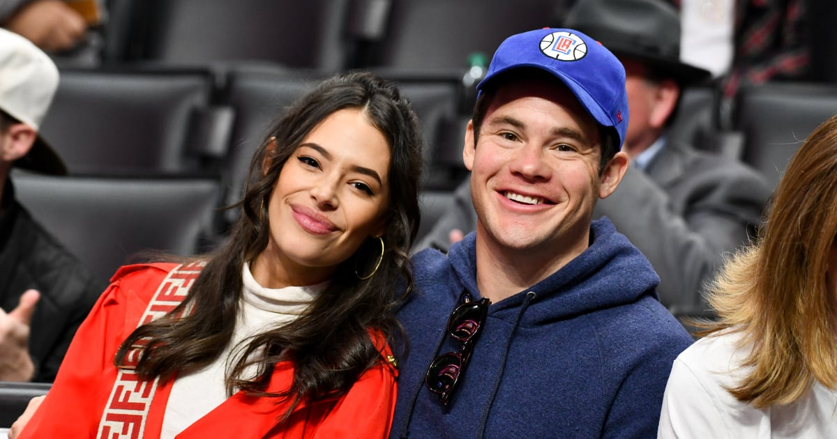 Adam Devine and Chloe Bridges Have Officially Tied the Knot!