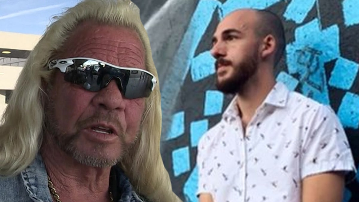Dog the Bounty Hunter Injures Ankle Searching for Brian Laundrie