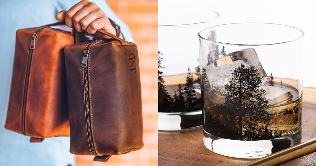 12 Handcrafted Gifts the Men in Your Lives Will Adore From Amazon Handmade