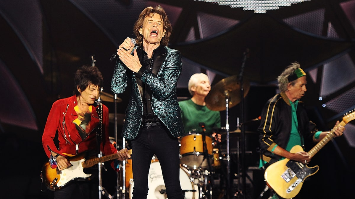 Rolling Stones Retire 'Brown Sugar' Due to Slavery Depictions